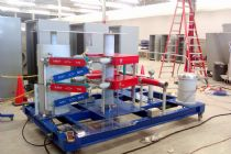 200kV 10kJ Impulse Voltage Test System for JRS MFG