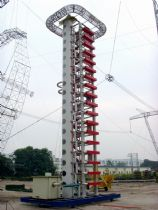 3000kV Impulse Voltage Test System for Wuhan High Voltage Research Institute