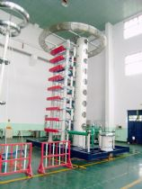 1800kV 180KJ IVG for Zhejiang Switches Co