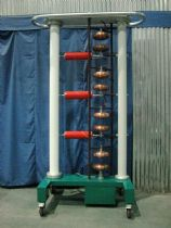 Chopping device to use with 800kV Impulse Voltage Generator in India